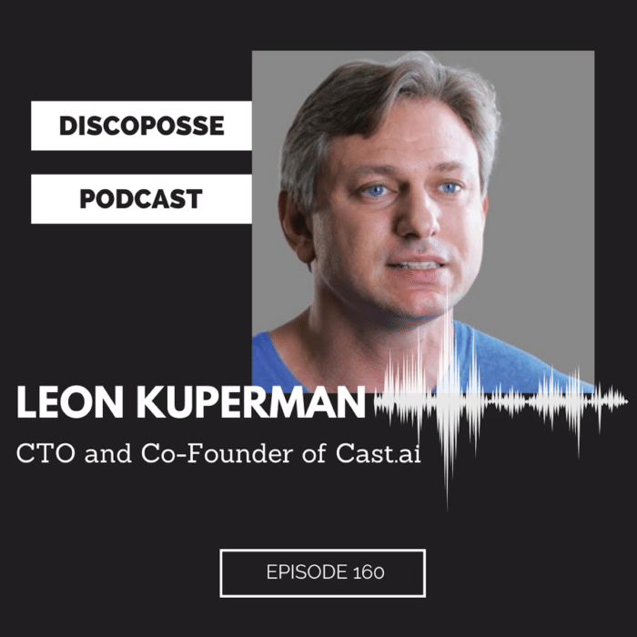 Ep 160 Cast.ai and Kubernetes Challenges with Leon Kuperman, CTO and Co-Founder
