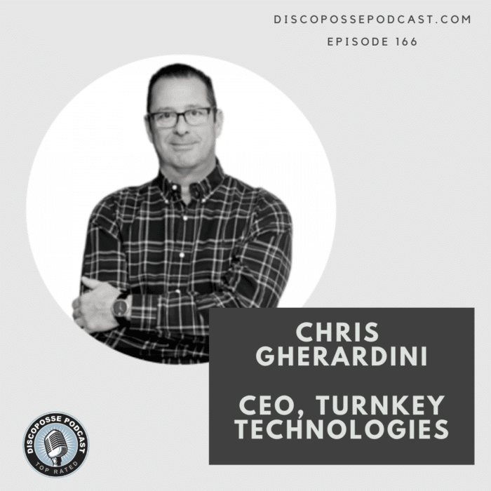 Ep 166 Chris Gherardini on Successful Consulting, Culture, and the Power of Human Perseverance