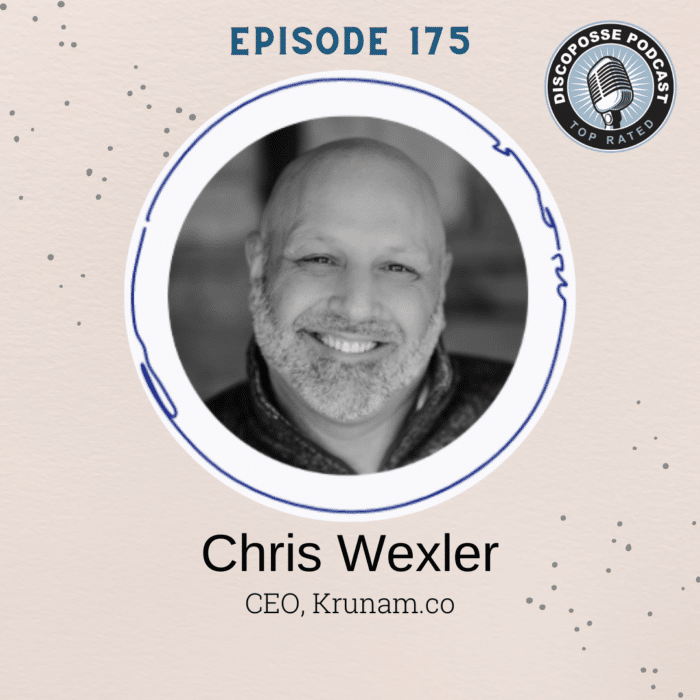 Ep 175 Chris Wexler of Krunam on Solving Video and Image Classifying for CSAM Prevention
