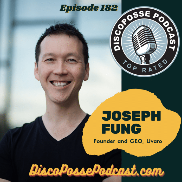 Ep 182 Joseph Fung of Uvaro on Changing Lives with Training and Enablement