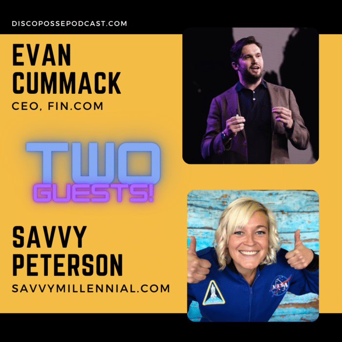 Ep 186 Evan Cummack and Savvy Peterson on Optimizing Human and Business Potential
