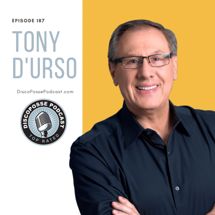 Ep 187 Tony D'Urso on Vision, Values, and Business Growth